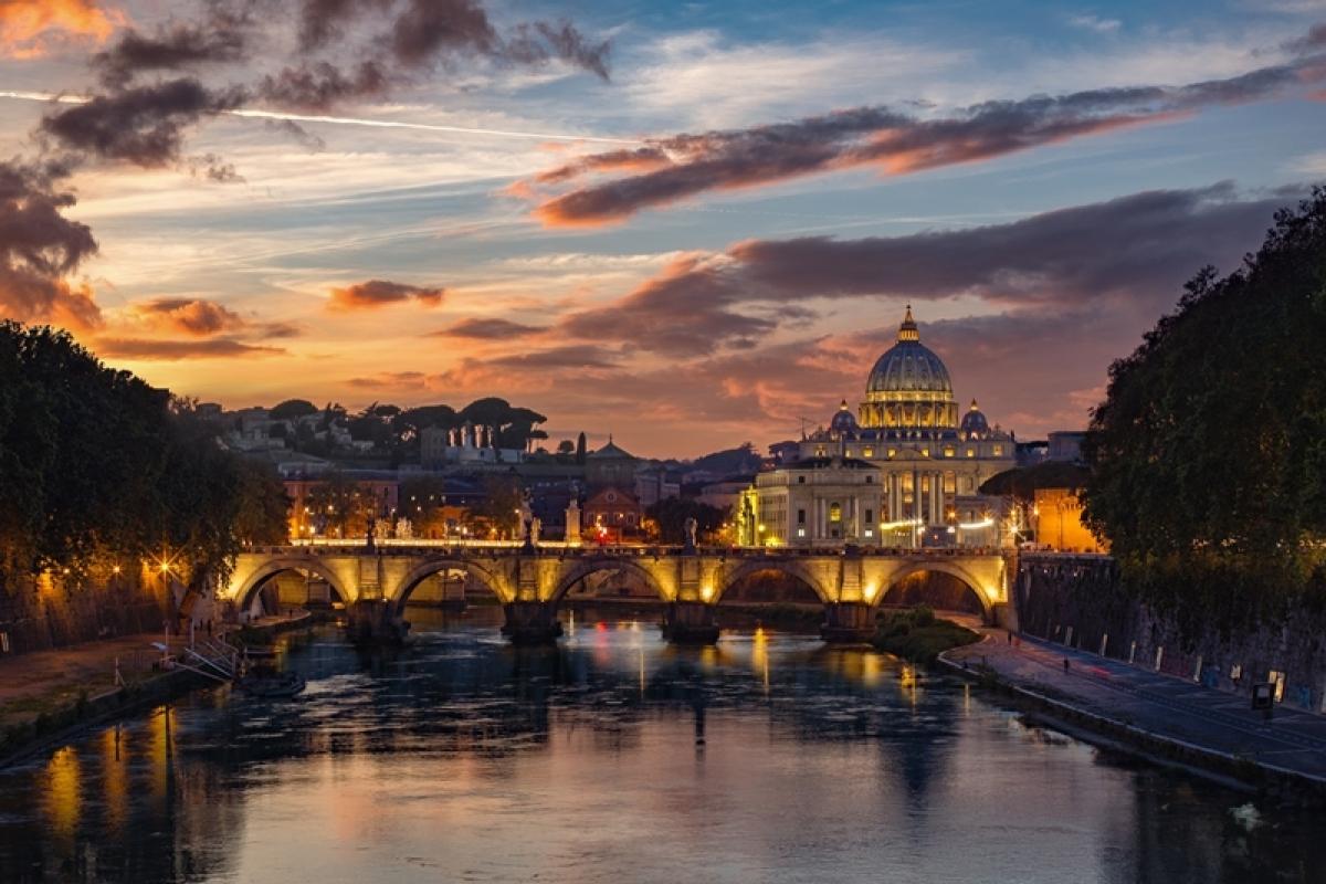 Art, Architecture & Renaissance heritage: Romentic affair in Vatican city