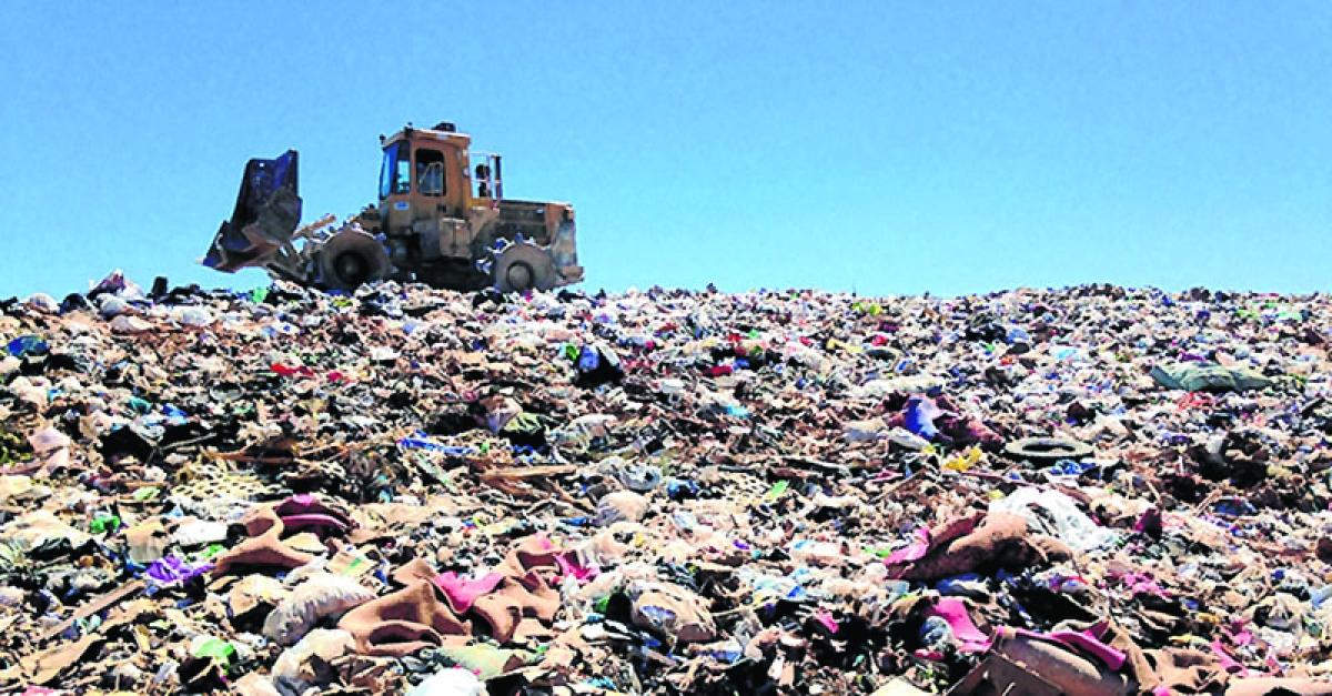 Buckhorn Mesa landfill