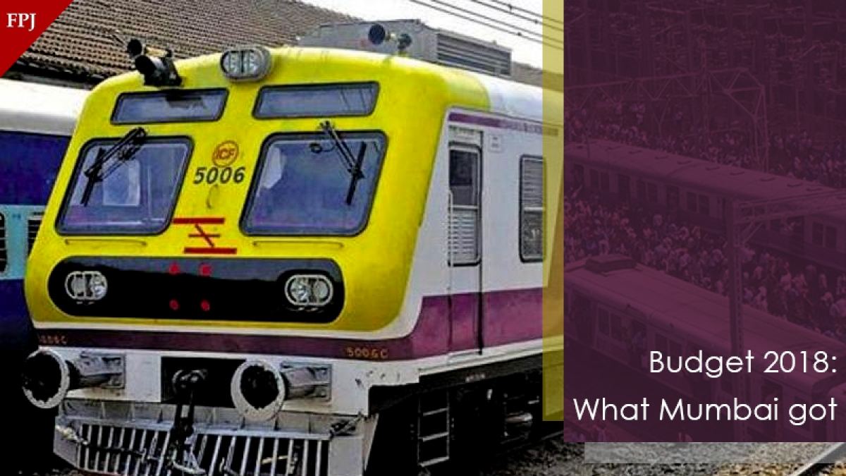 Budget 2018: Mumbai railways gets Rs 11,000 crore but how well will it be spent?