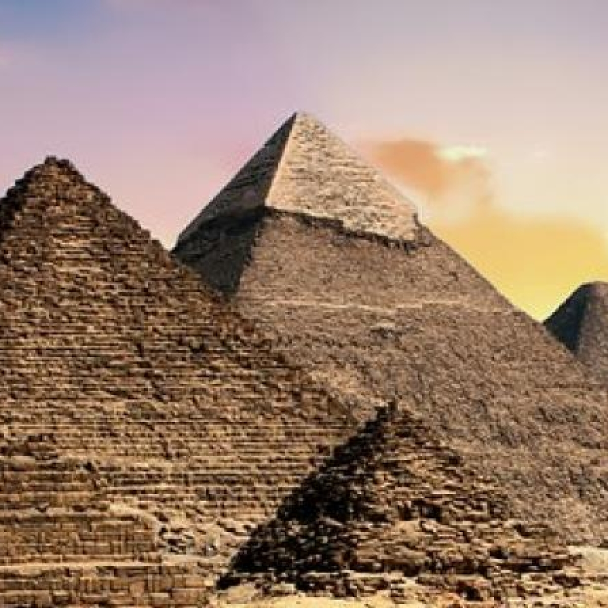 Egypt's Bent Pyramid opens to visitors for the first time