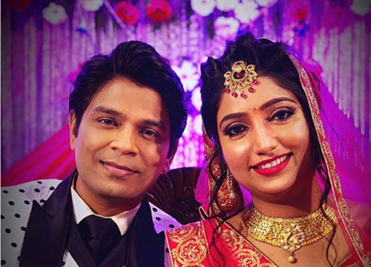 Singer Ankit Tiwari's message to fiancée post engagement will melt your heart; check it out