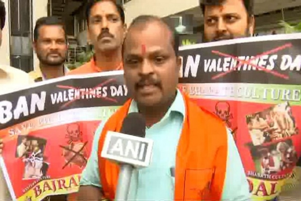 Hyderabad: Bajrang Dal approach pubs ask them to boycott Valentine's Day celebrations