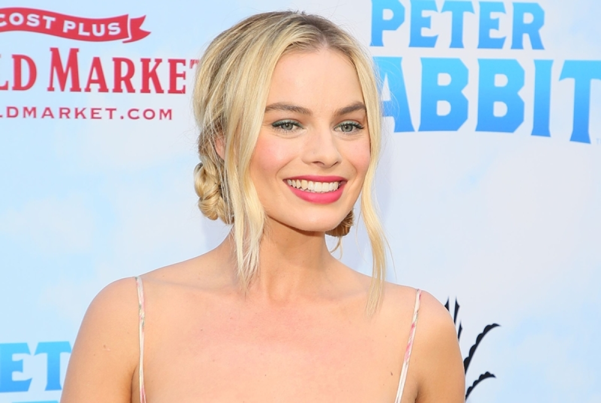 Margot Robbie didn't want to play lead