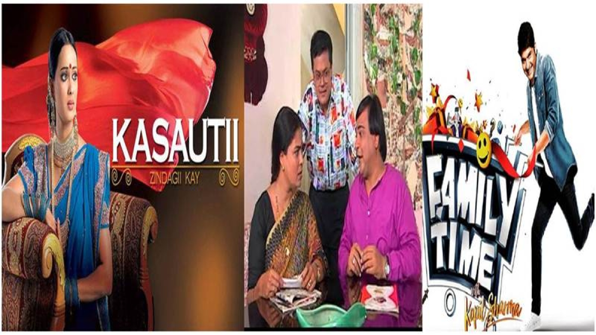 Kasautii Zindagi Kay, Shrimaan Shrimati, Khichdi and many more TV shows likely to comeback in 2018