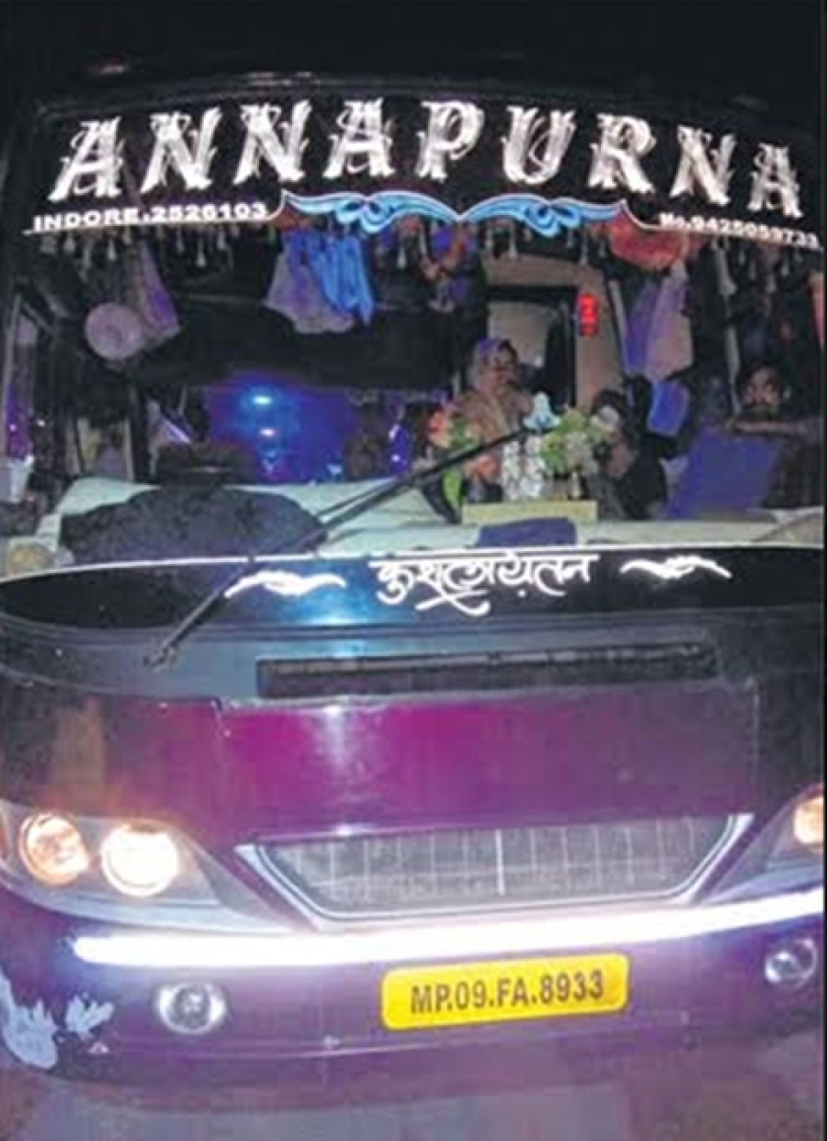 Indore: Bus with 52 pilgrims seized after driver found drunk