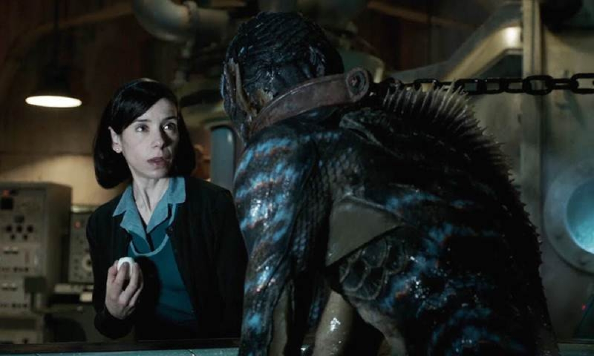 The Shape of Water movie: Review, Cast and Director