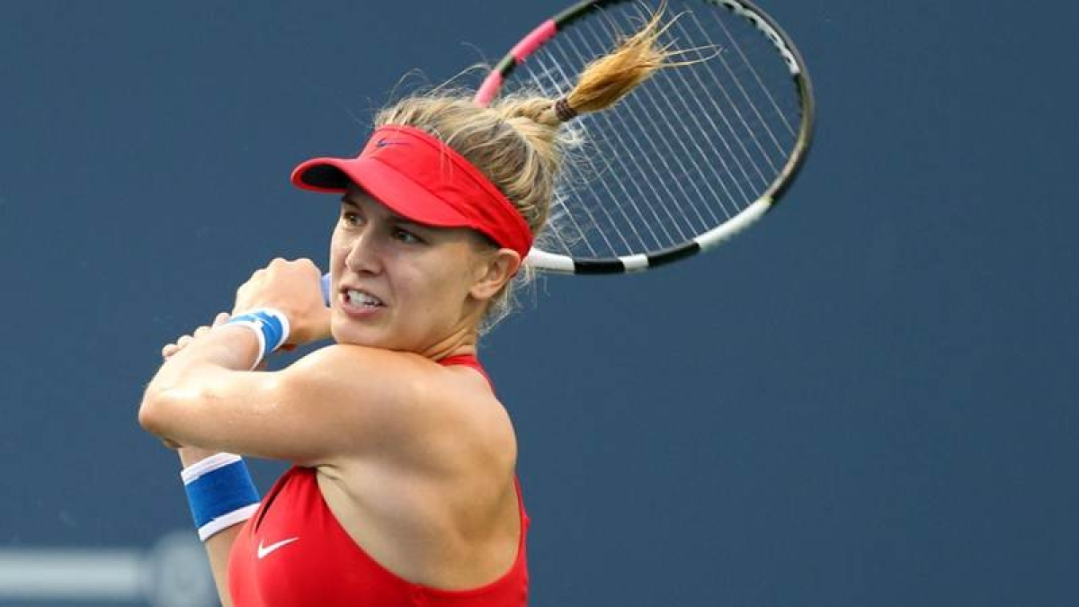 Eugenie Bouchard reaches settlement with USTA in lawsuit over US Open fall