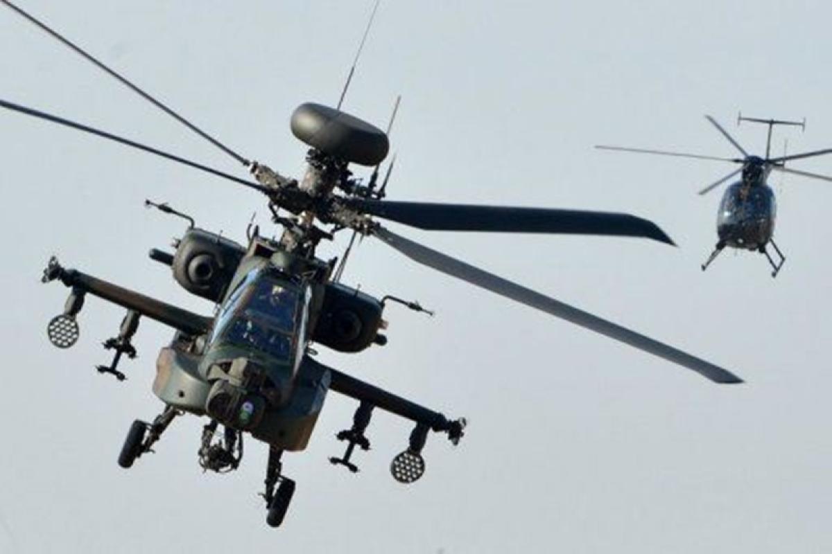 1 feared dead in Japan chopper crash