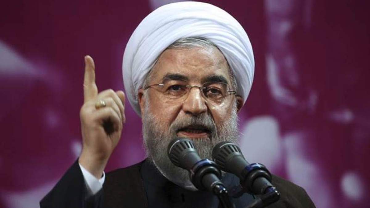 Iranian President Hassan Rouhani's brother convicted for graft charges