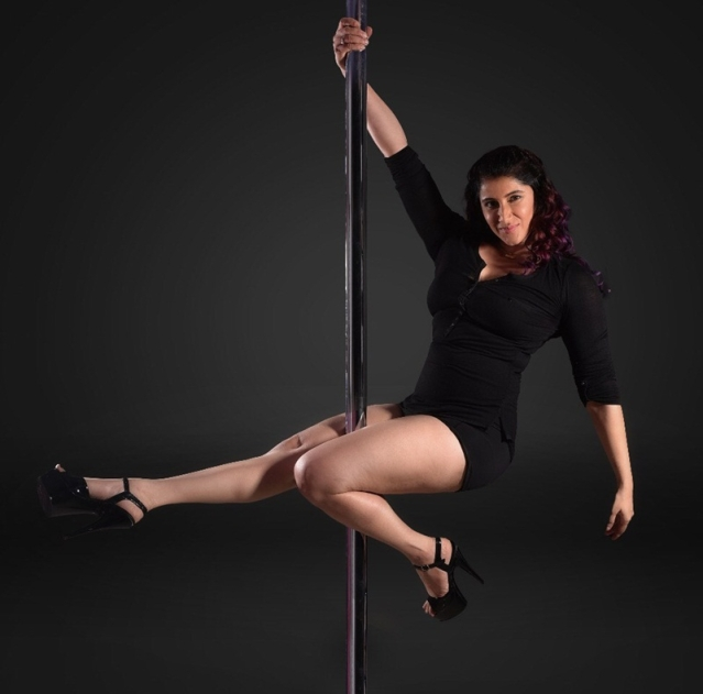 Smiley Suri's journey from depression to pole dancer will surely make you smile!