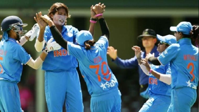 South Africa Women Vs India Women 2018 1st T20i Live Score