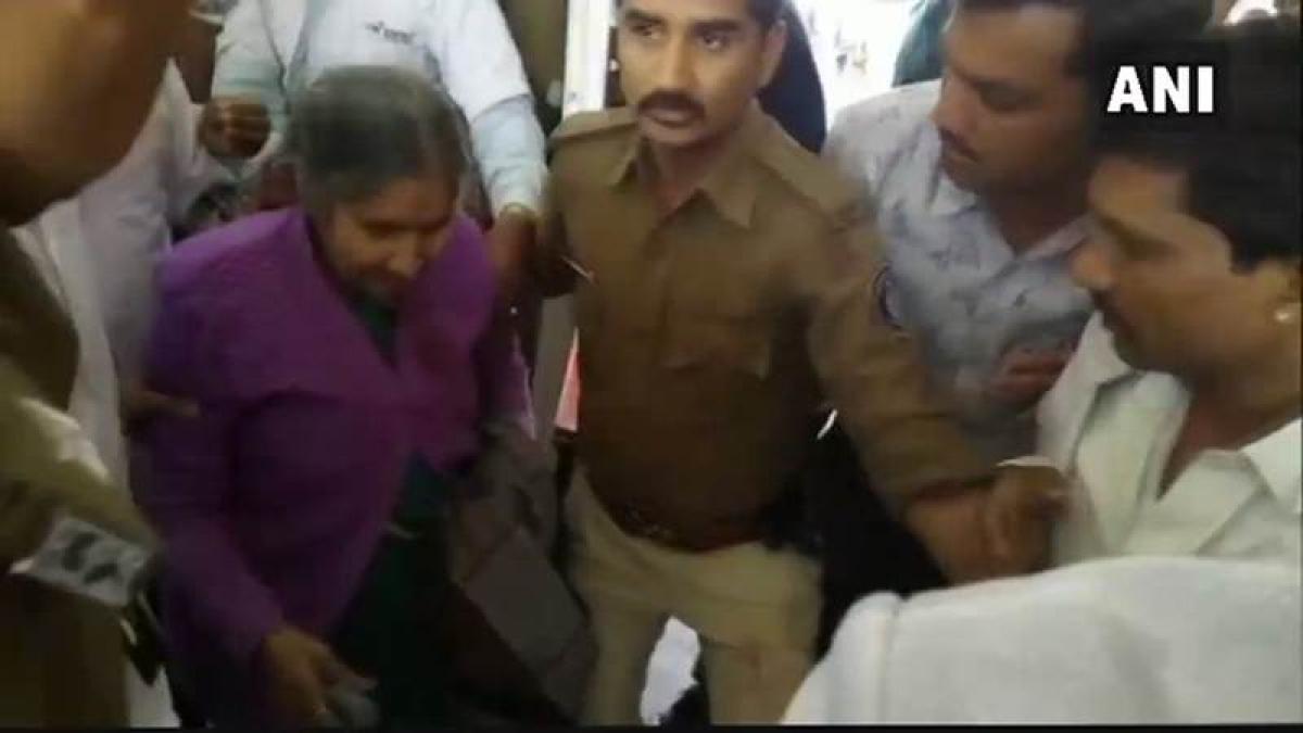 PM Narendra Modi's wife Jashodaben injured in car accident, her relative killed