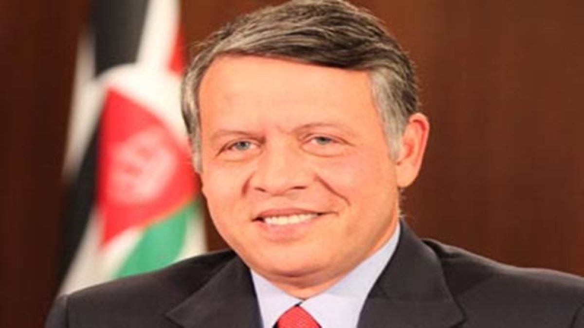 Jordanian King Abdullah II bin Al-Hussein to start his three-day India visit today