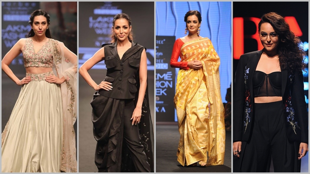 10 looks that caught our eye at the Lakme Fashion Week Spring/Summer 2018