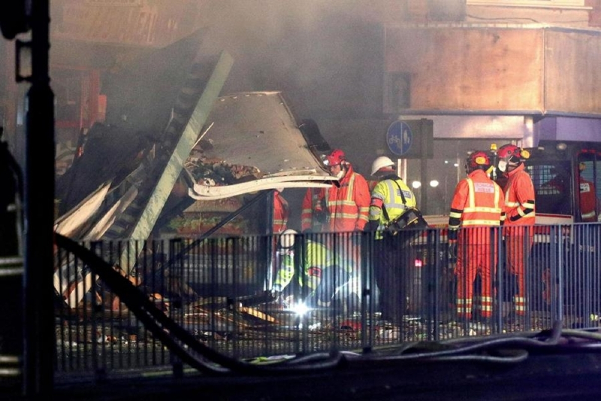 UK blast: Six injured, of which four battling for life after explosion in Leicester City
