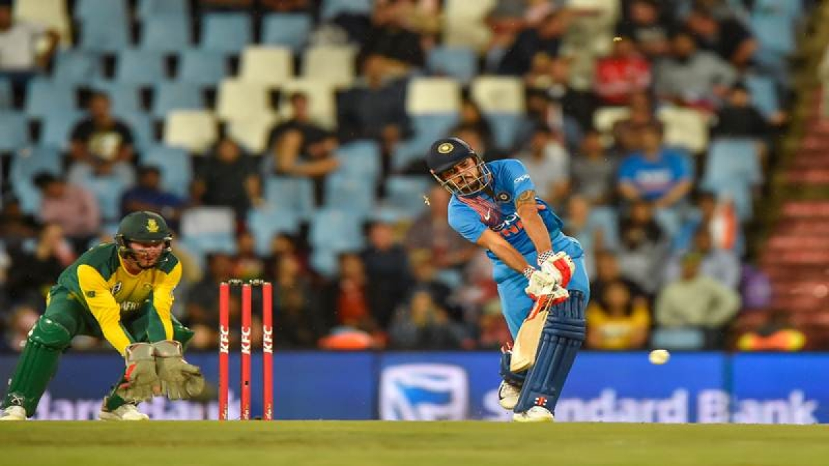 India vs South Africa Centurion T20I: SA bowled well, says Manish Pandey