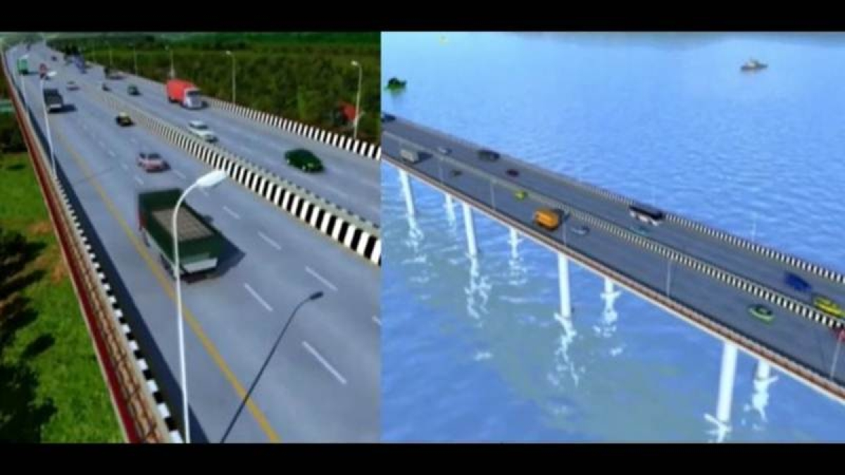 Construction work of  Mumbai Trans Harbour Link to begin from next month