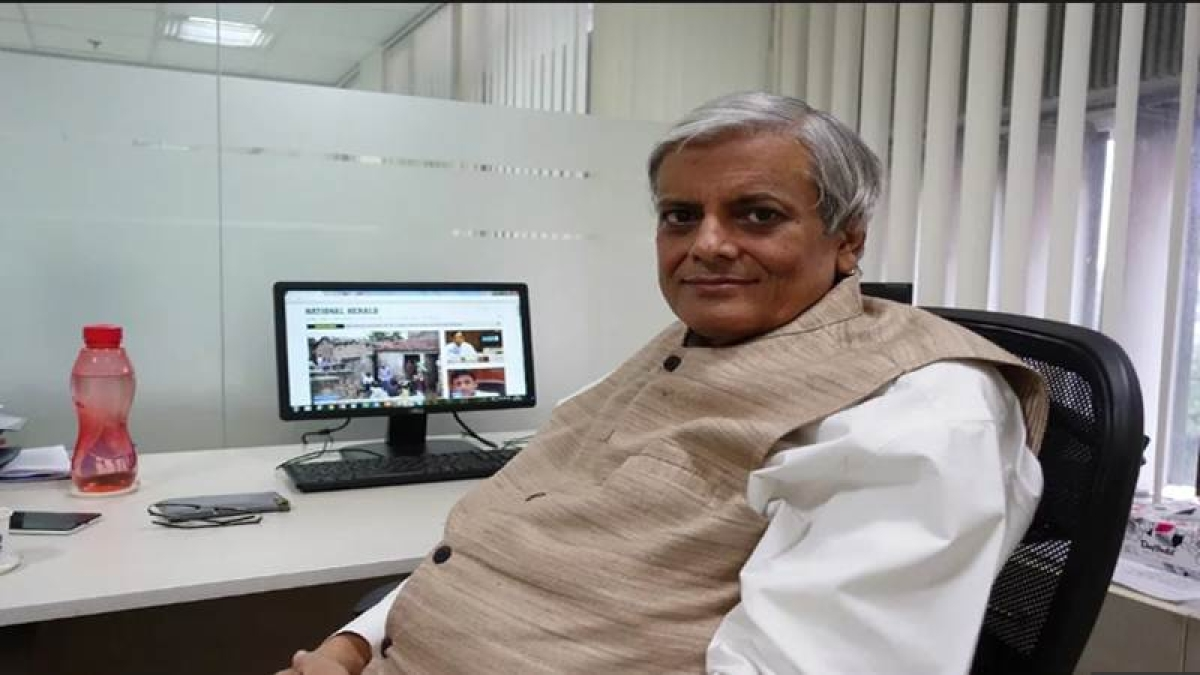 Rahul Gandhi laments demise of National Herald's Editor-in-Chief Neelabh Mishra