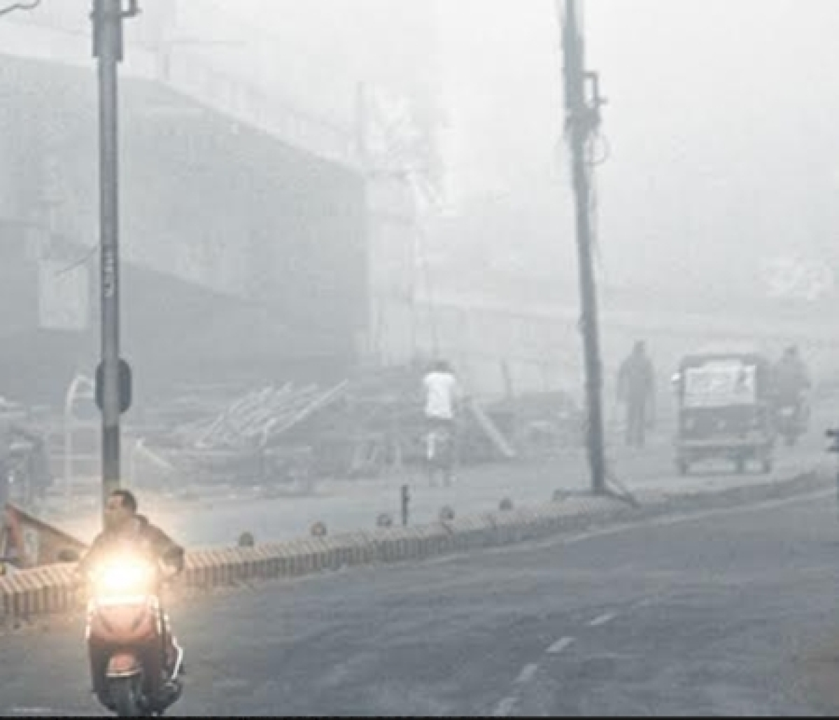 Bhopal bound flights diverted due to poor visibility