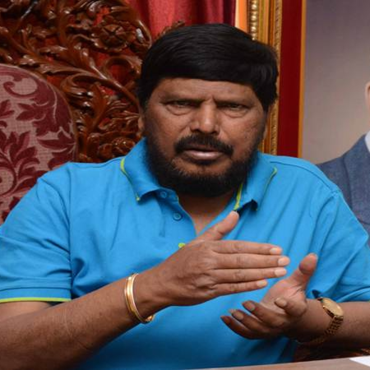 Guv to start talks if no party stakes claim by Nov 7: Athawale