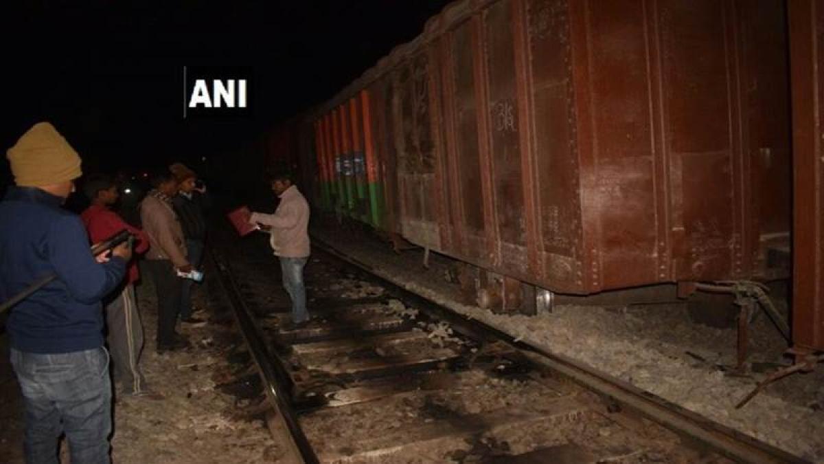 Madhya Pradesh: 24 bogies of goods train derail in Satna