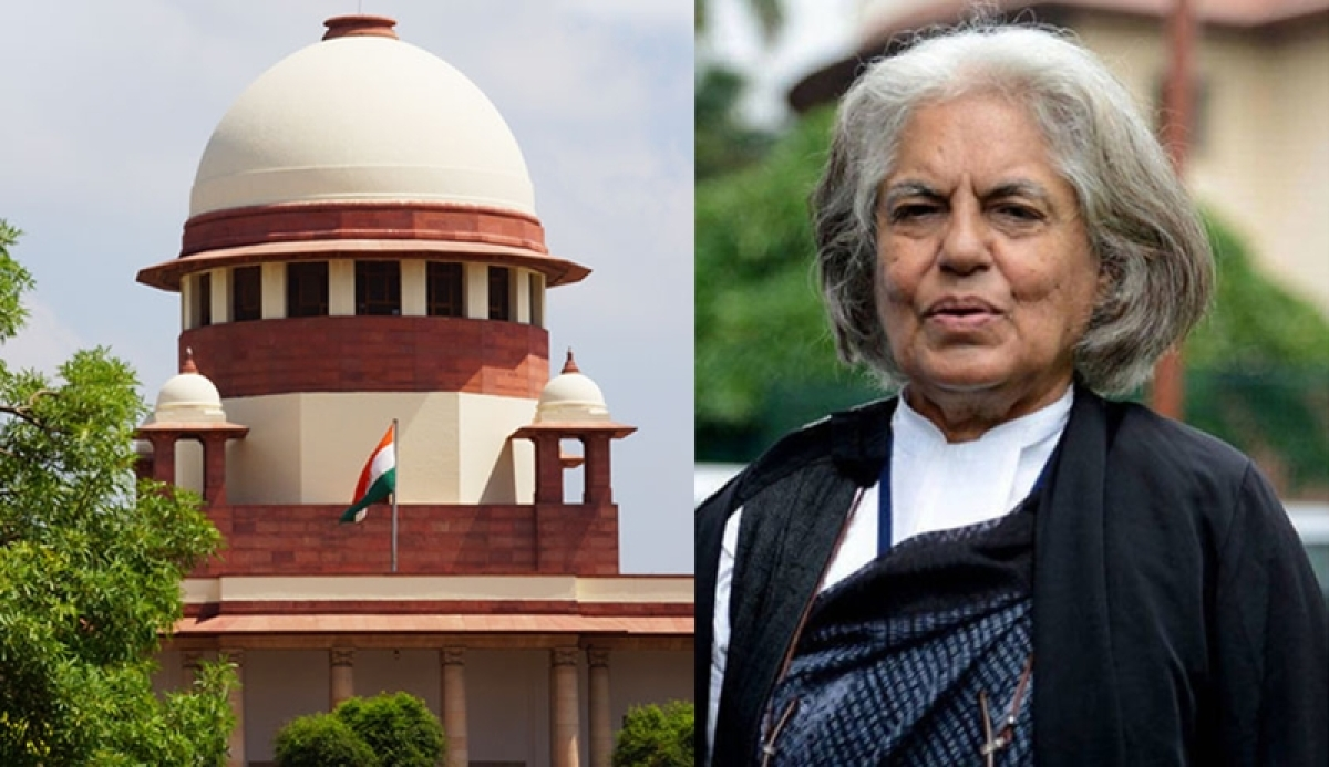 Indira Jaising questions AG's appearance in hearing