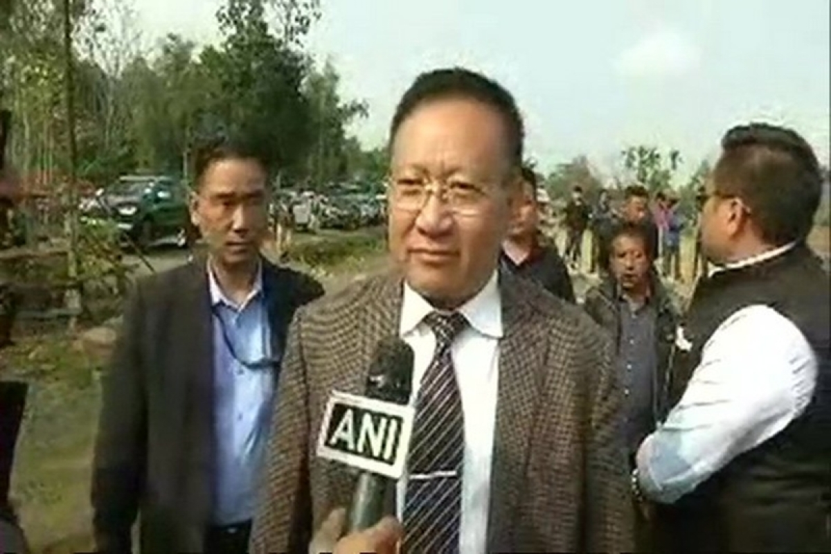 Nagaland elections: One injured in a bomb blast at a polling station in Tizit