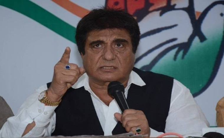 BSP candidate Guddu Pandit threatens Raj Babbar, says 'will thrash you, supporters with shoes'