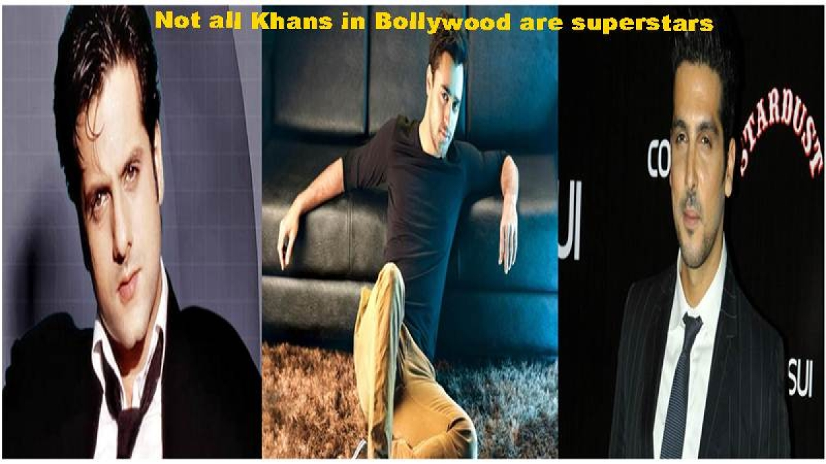 Not all Khans in Bollywood are superstars: These 8 Khans never made it BIG