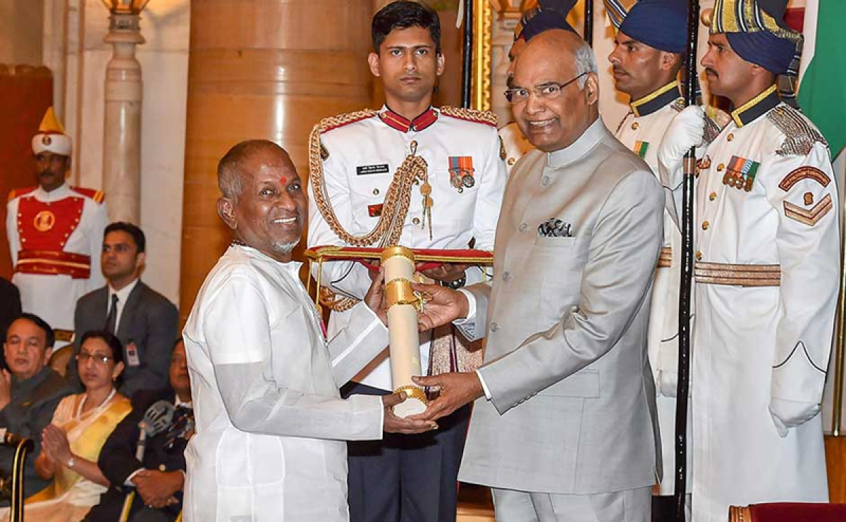 President Kovind presents Padma awards