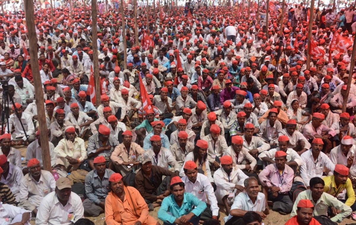 Maharashtra farmers' protest: Farmers withdraw stir after Maha government promises to address demands in six months