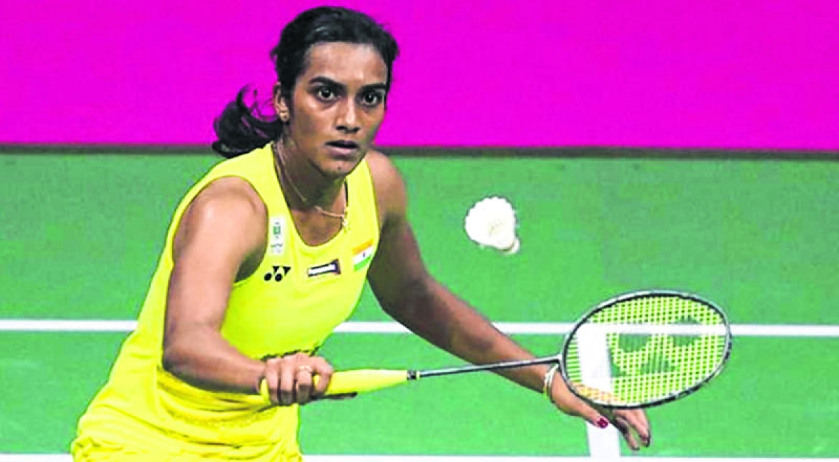 Sindhu scores hard-earned win to enter quarter-finals