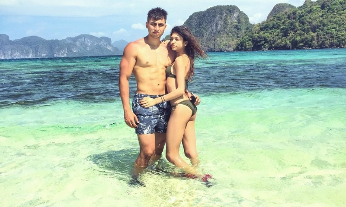 Is Chunky Pandey's niece Alanna dating this hot guy? View Pics