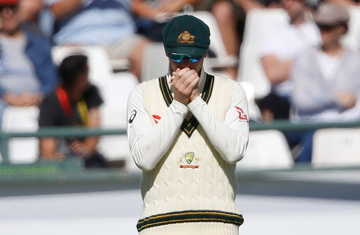 Steven Smith says mental health is bloody tough to sustain