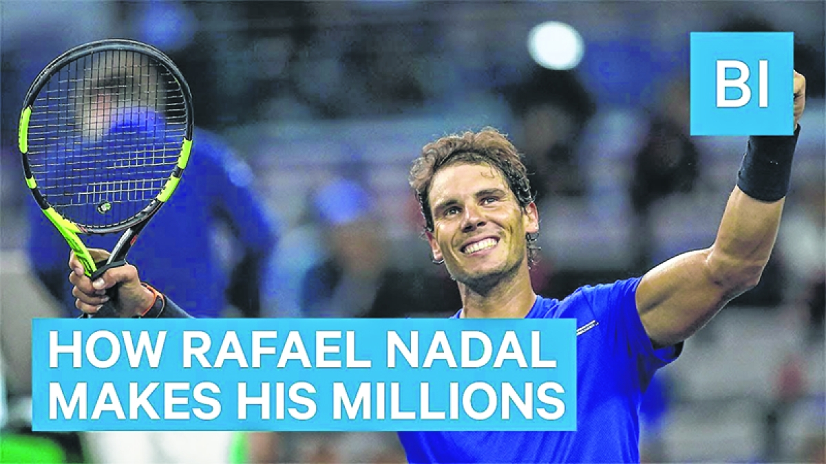 Nadal voted to be 'ideal boss' in a survey