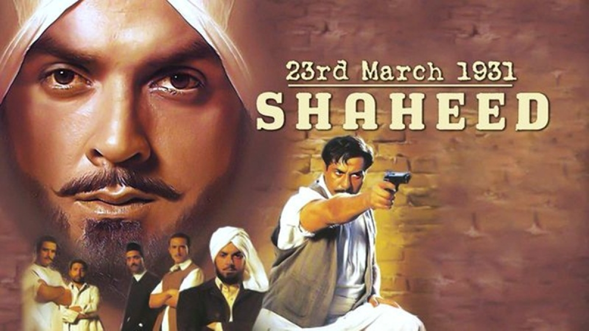 Bhagat Singh death anniversary: 7 movies based on the life of Bhagat Singh