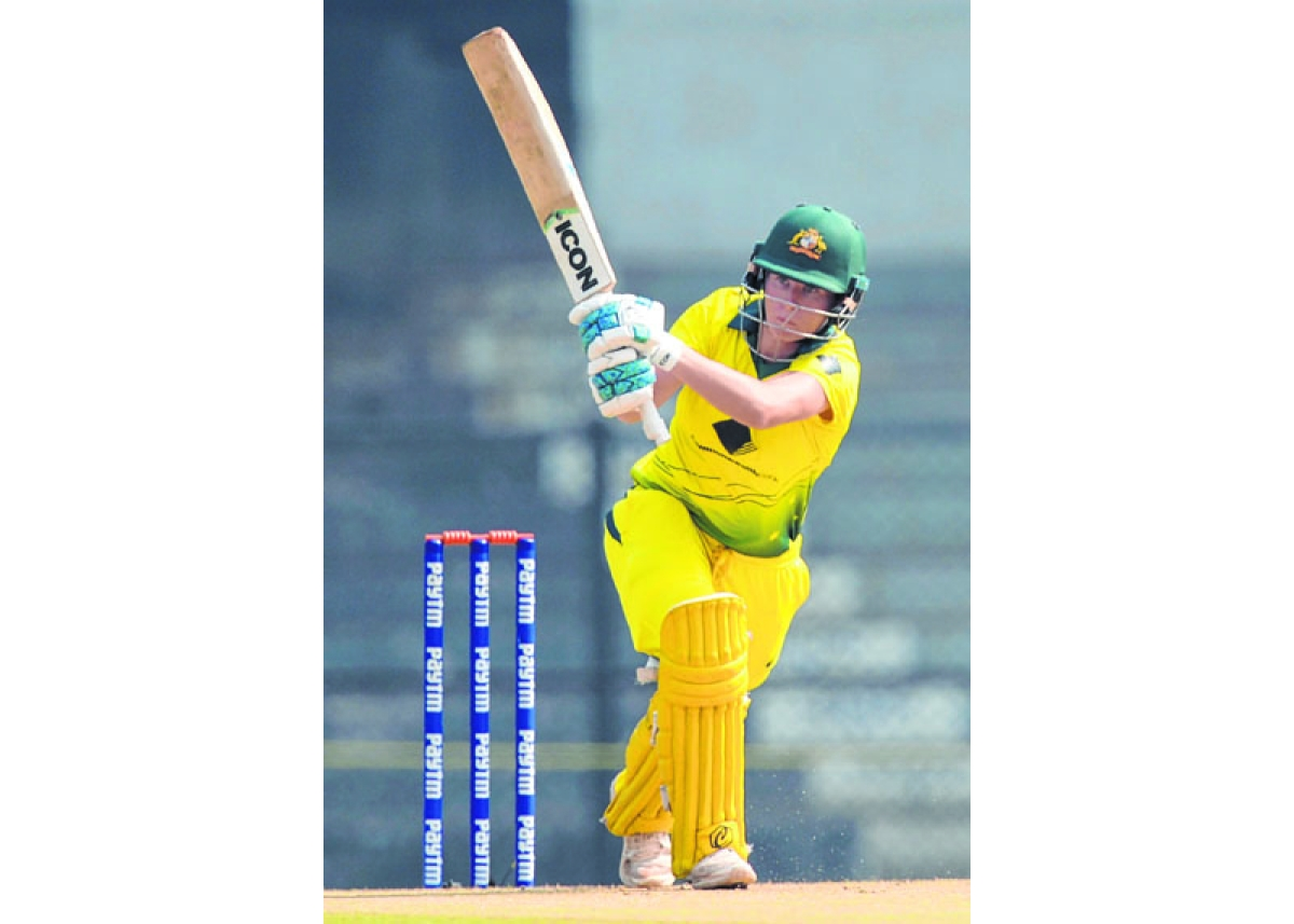 Indian Eves lose again, Australia claim 36-run win