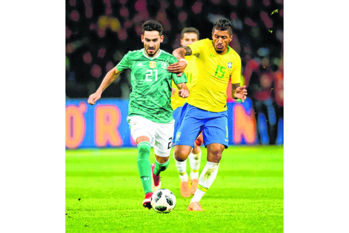 World Cup hopefuls Spain crushes Argentina