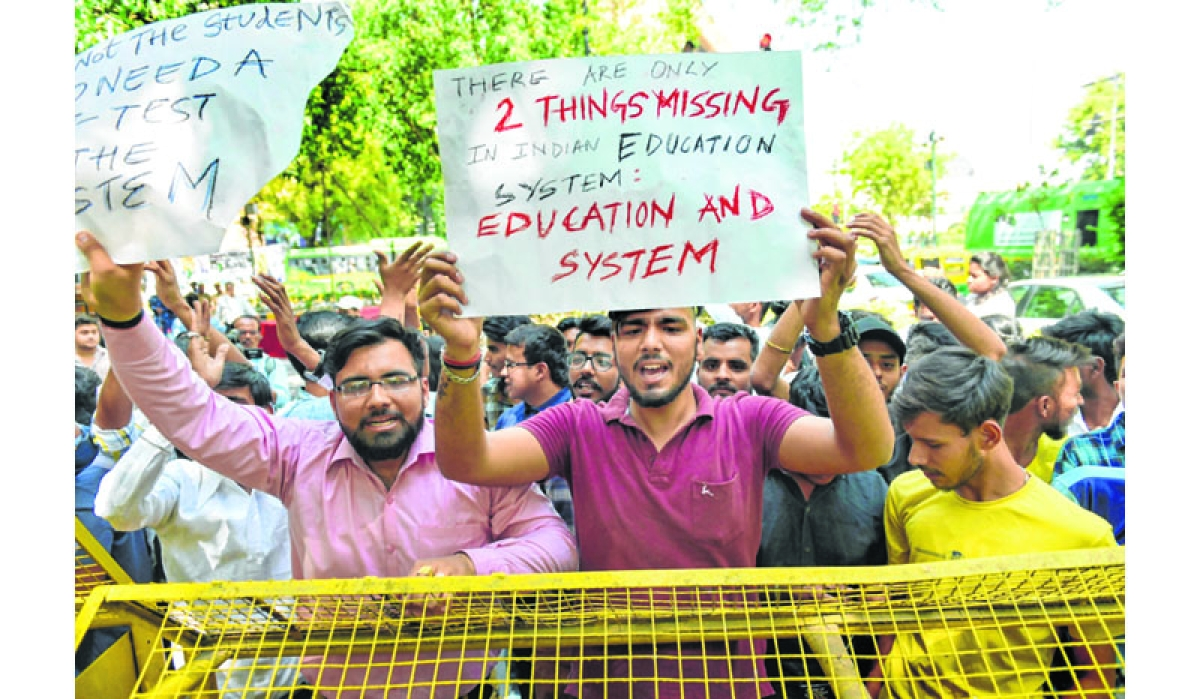 Re-exam dates by Mon or Tue: Javadekar