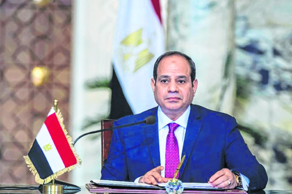 Egypt's Sisi re-elected with nearly 92% of votes