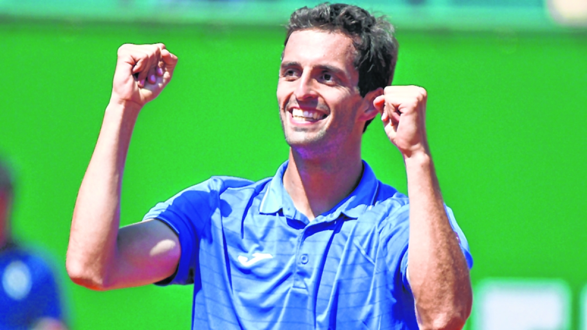 Ramos-Vinolas enters Brasil Open quarters