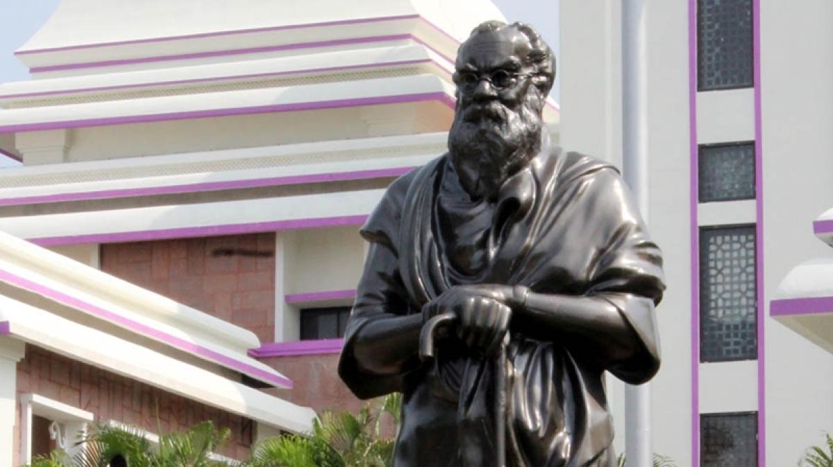 'Periyar' statue vandalised in Tamil Nadu, 2 arrested
