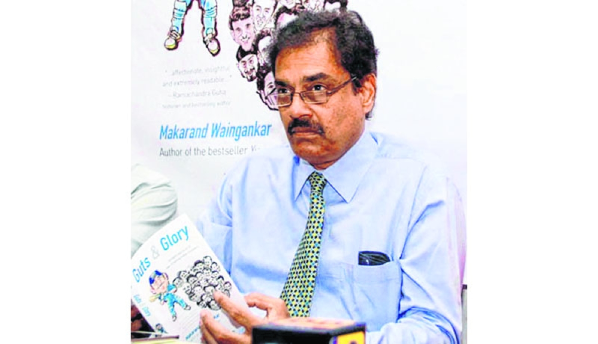 Making last four in World Cup is for sure: Dilip Vengsarkar