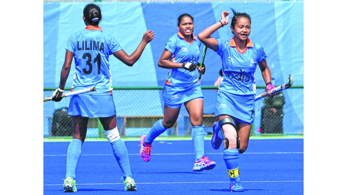 India women's hockey team to face USA in FIH Olympic Qualifiers
