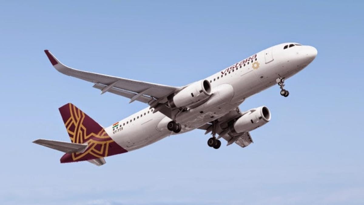 Passenger arrested for allegedly molesting Air Vistara's cabin crew member