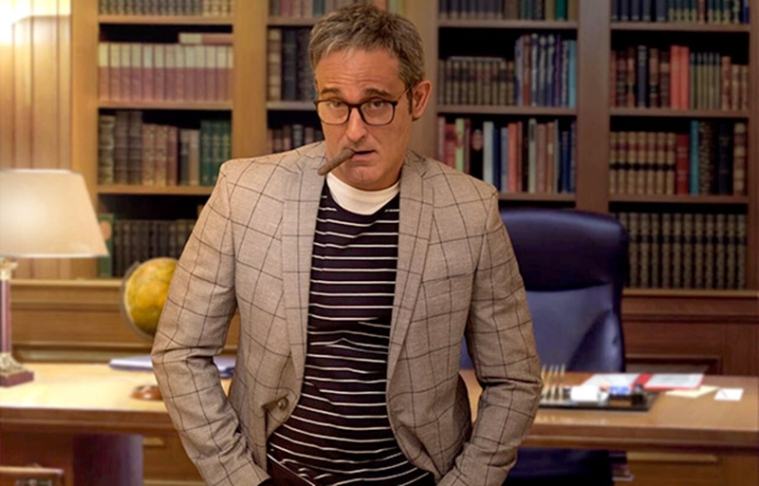 Akshaye Khanna thrilled to be Sanjaya Baru in 'The Accidental Prime Minister'
