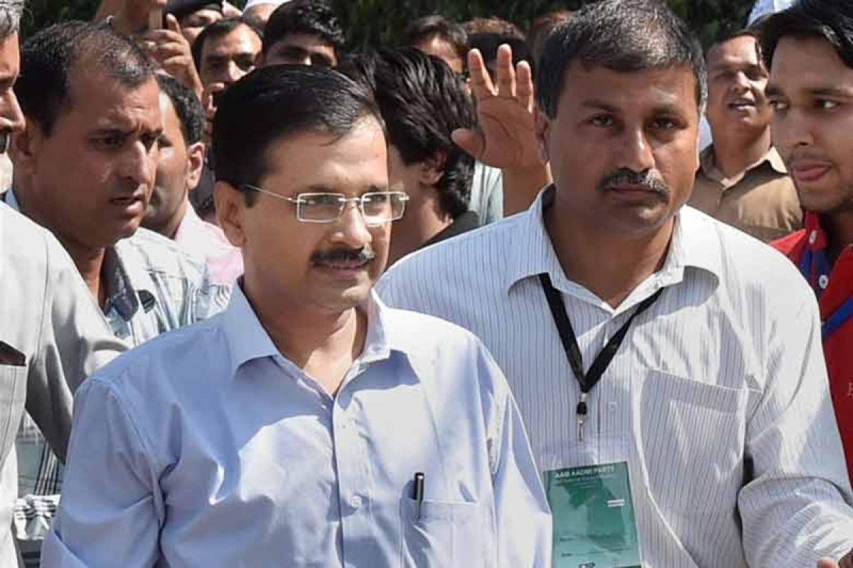 AAP demands full statehood for Delhi, to set up 3000 centres for collecting signatures in support