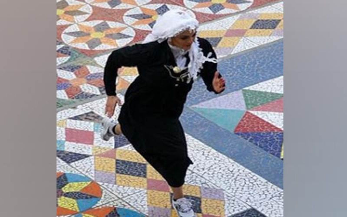 Saudi women marks Women's Day with jog in Jeddah Riyadh