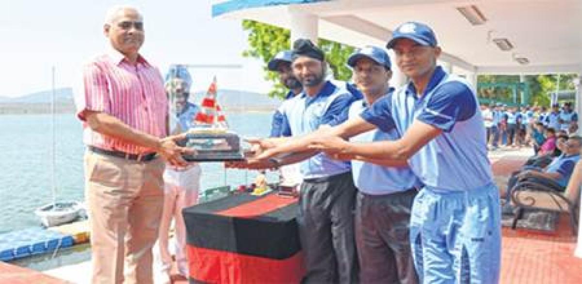 Indore: Central Command annual sailing regatta concludes