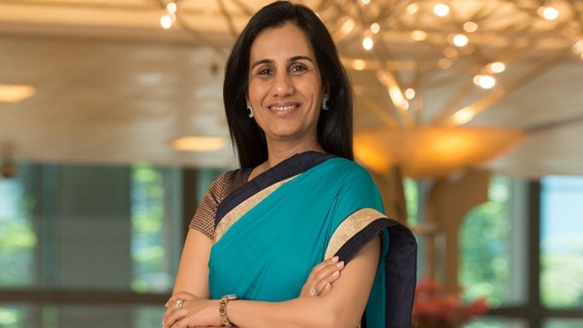 Chanda Kochhar. File Pic